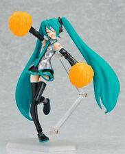 figma Vocaloid Hatsune Miku Figure Cheerful ver. Max Factory