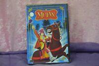 DVD MULAN NEUF SOUS BLISTER