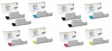 TCT 10PK Color High Yield Toner Cartridge Set For Xerox Phaser 6360 6360N 6360DN