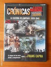 DVD LA GUERRA RELAMPAGO (1939-1941) - FRANK CAPRA - CAJA SLIM (J6)