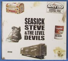 Seasick Steve and The Level Devils CD, (May-2007, Bronzerat Records) UK Import