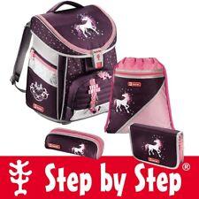 Step by Step Comfort Schulranzen Set Unicorn 4 teilig Ranzen NEU und OVP