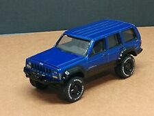 JEEP CHEROKEE XJ OFF ROAD ADULT COLLECTIBLE DIECAST 1/64 SCALE LIMITED EDITION B