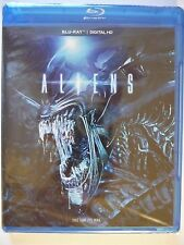 Aliens (Blu-ray Disc, 2014) (NEW) Sigourney Weaver