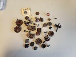 Lionel O Guage Prewar Parts E units gears wheels and More