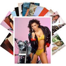 Postcards Pack [24 cards] Sabrina and Samantha Fox Sexy Pop Music Vintage CC1250