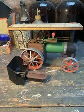 Live Steam Mamod Early Te1a Traction Engine Model - Toy Restoration