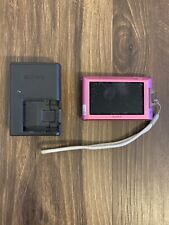 Sony Cybershot DSC-TX1 10.2 MP Digital Camera - Pink