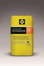 Sakret FSP Flex-Fassadenspachtel Fasern Dünnschicht Putz Altfassaden (25 kg)