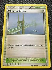 POKEMON TCG: BW NEXT DESTINIES 4 X SKYARROW BRIDGE 91/99 UNCOMMON