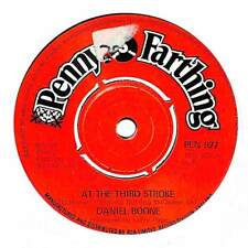 "Daniel Boone - At The Third Stroke - 7"" Record Single"