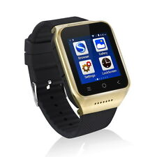 ZGPAX S8 Android 4.4 Bluetooth Smart Sport Wrist Pedometer Watch WiFi Golden