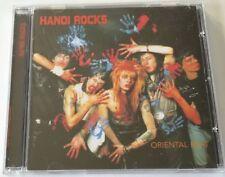 HANOI ROCKS ORIENTAL BEAT CD ALBUM OTTIMO SPED GRATIS SU + ACQUISTI