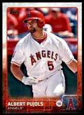 2015 Topps Series 2 Albert Pujols # 600 Los Angeles Angels