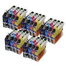 20 XL Druckerpatronen LC121 LC123 LC125 LC127 + Chip für den Brother MFC-J470DW