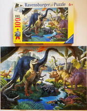 RAVENSBURGER 100 xxl pieces LAND OF THE GIANTS jigsaw PUZZLE made in GERMANY