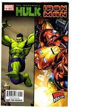 2 Hulk Marvel Comic Books Incredible Hulk Iron Man # 1 Ultimate Annual # 1 Bh35
