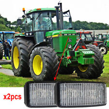 RE306510 CREE 20W LED Flood light for John Deere 4040 4050 4055 4450 Tractor x2