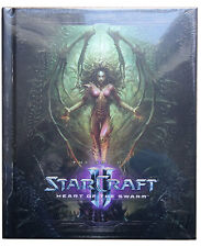 StarCraft II/2 sc2-Heart of the Swarm-COLLECTOR 'S EDITION-ARTBOOK