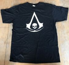 Assassins Creed Black Flag - Tee Shirt - Large - New without tags