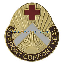 ARMY 352ND COMBAT SUPPORT HOSPITAL UNIT CREST