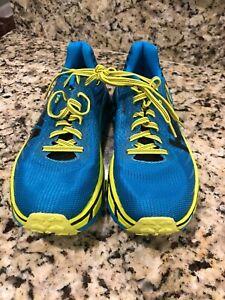 NEW  Women's HOKA EVO MAFATE 2 citrus trail running walking shoes 8