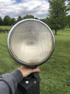 Vintage TWILITE Headlamp.Headlight GLASS Dodge, Ford, Chevrolet. Rat Rod .truck