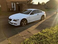 BMW 635D Wrapped In Carbon White, Mint Condition!