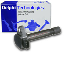 Delphi Ignition Coil for 1999-2008 Acura TL - Spark Plug Electrical fb