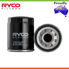 New * RYCO * Oil Filter For JAGUAR XJ; XJR X350 4.2L V8 Petrol AJ34