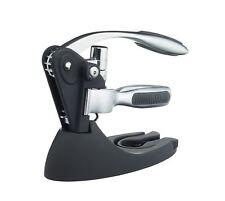 BarCraft Deluxe Lever-Arm Corkscrew Gift Set