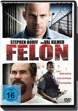 < DVD * FELON - Stephen Dorff , Val Kilmer# NEU OVP