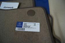 Mercedes Benz ML500 ML63 ML350 ML450 ML550 Dark Java Carpet Floor Mats 66290105