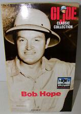 G.I. JOE MR. BOB HOPE LIMITED EDITION HOLLYWOOD HEROES COLLECTION MIB HASBRO '98