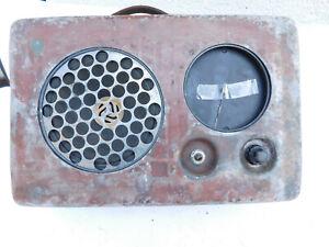 Radione R2 (12V) KW ; 6 Röhren 1941 an Bastler