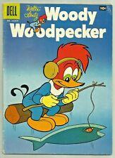 Dell/Gold Key Walter Lantz's Woody Woodpecker #47 (1947) Low Grade 5.0 VG/FN