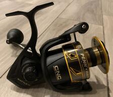 Penn Battle III 6000 Fishing Spinning Reel Brand New with Power Handle