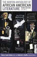 The Norton Anthology of African American Literature (2014, Paperback) Volume 2