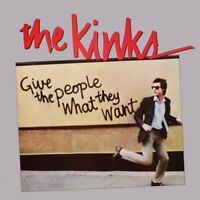 Kinks - Give The People What They Want 829421956709 (Vinyl Used Very Good)