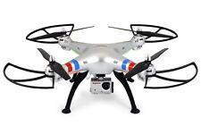 RC Quadcopter Syma X8G DRONI CON TELECAMERA HD 8MP modalità senza testa con batteria