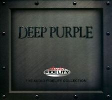 The  Audio Fidelity Collection [Box] by Deep Purple includes live DVD