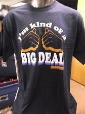 Mens Licensed Anchorman I'm Kind of a Big Deal Shirt New 4XL