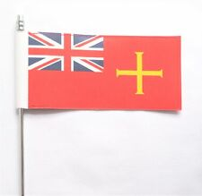 Channel Islands Guernsey Civil Red Ensign Ultimate Table Flag