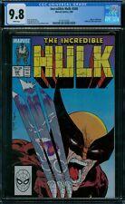 Incredible Hulk 340 CGC 9.8