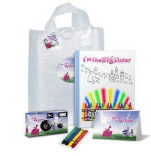 I'm The Big Sister Gift Bag-Enchanted Princess- Disposable camera/kids (Pkg-501)