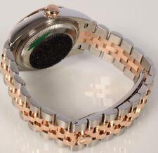 Reloj de 4X Ajuste Auto Adhesivo Almohadillas de 17 mm 1 Mm De Espesor Para Dama Rolex Pulsera de Jubileo
