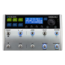 Tc Helicon Voicelive Voice Live 3 Vocal Effects Processor