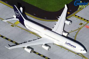 GEMINI JETS LUFTHANSA AIRBUS A340-300 1:400 DIE-CAST MODEL GJDLH1925 IN STOCK