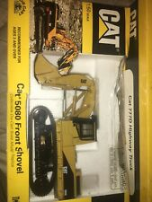 Cat norscot diecast 5080 front shovel 1:50