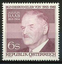 Austria 1981 SG 1918 Nuovo ** 100%